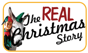 real christmas logo